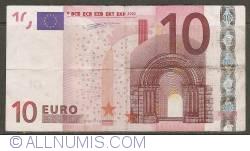 Image #1 of 10 Euro 2002 Z (Belgium)