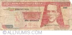 Image #1 of 10 Quetzales 1998 (29. VII)