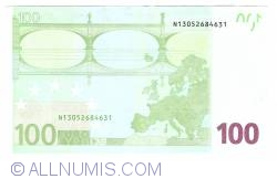 Image #2 of 100 Euro 2002 N (Austria)