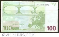 100 Euro 2002 N (Austria)