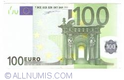 Image #1 of 100 Euro 2002 S (Italy)