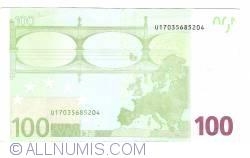Image #2 of 100 Euro 2002 U (France)