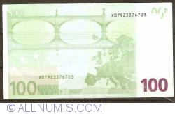 Image #2 of 100 Euro 2002 X (Germany)