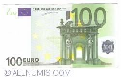Image #1 of 100 Euro 2002 Z (Belgium)