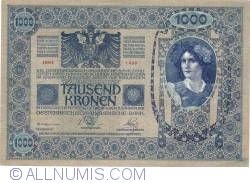 Image #1 of 1000 Kronen 1902 (2. I)