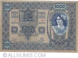 Image #2 of 1000 Kronen 1902 (2. I)
