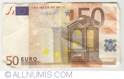 Imaginea #1 a 50 Euro 2002 E (Slovacia)