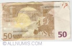 Imaginea #2 a 50 Euro 2002 E (Slovacia)