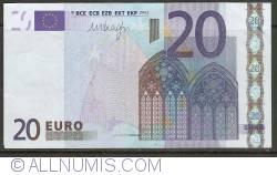 Image #1 of 20 Euro 2002 D (Estonia)