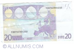 Imaginea #2 a 20 Euro 2002 F (Malta)