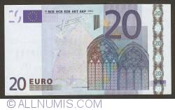 Imaginea #1 a 20 Euro 2002 G (Cipru)