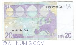 Image #2 of 20 Euro 2002 M (Portugal)