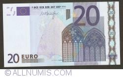 20 Euro 2002 P (Netherlands)