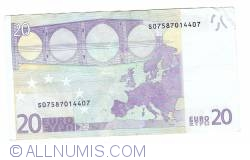 Image #2 of 20 Euro 2002 S (Italy)
