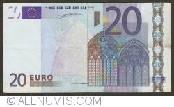 Imaginea #1 a 20 Euro 2002 U (Franţa)