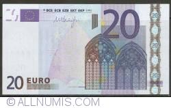 20 Euro 2002 U (France)