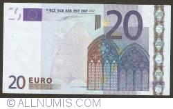 Imaginea #1 a 20 Euro 2002 V (Spania)