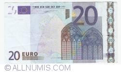 Imaginea #1 a 20 Euro 2002 X (Germania)
