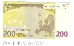 Image #2 of 200 Euro 2002 N (Austria)