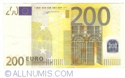 Image #1 of 200 Euro 2002 P (Netherlands)