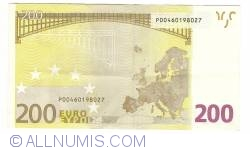 Image #2 of 200 Euro 2002 P (Netherlands)