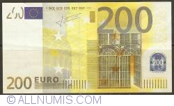 200 Euro 2002 X (Germany)