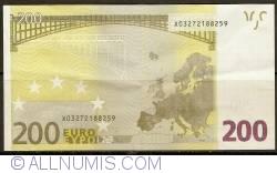 Imaginea #2 a 200 Euro 2002 X (Germania)