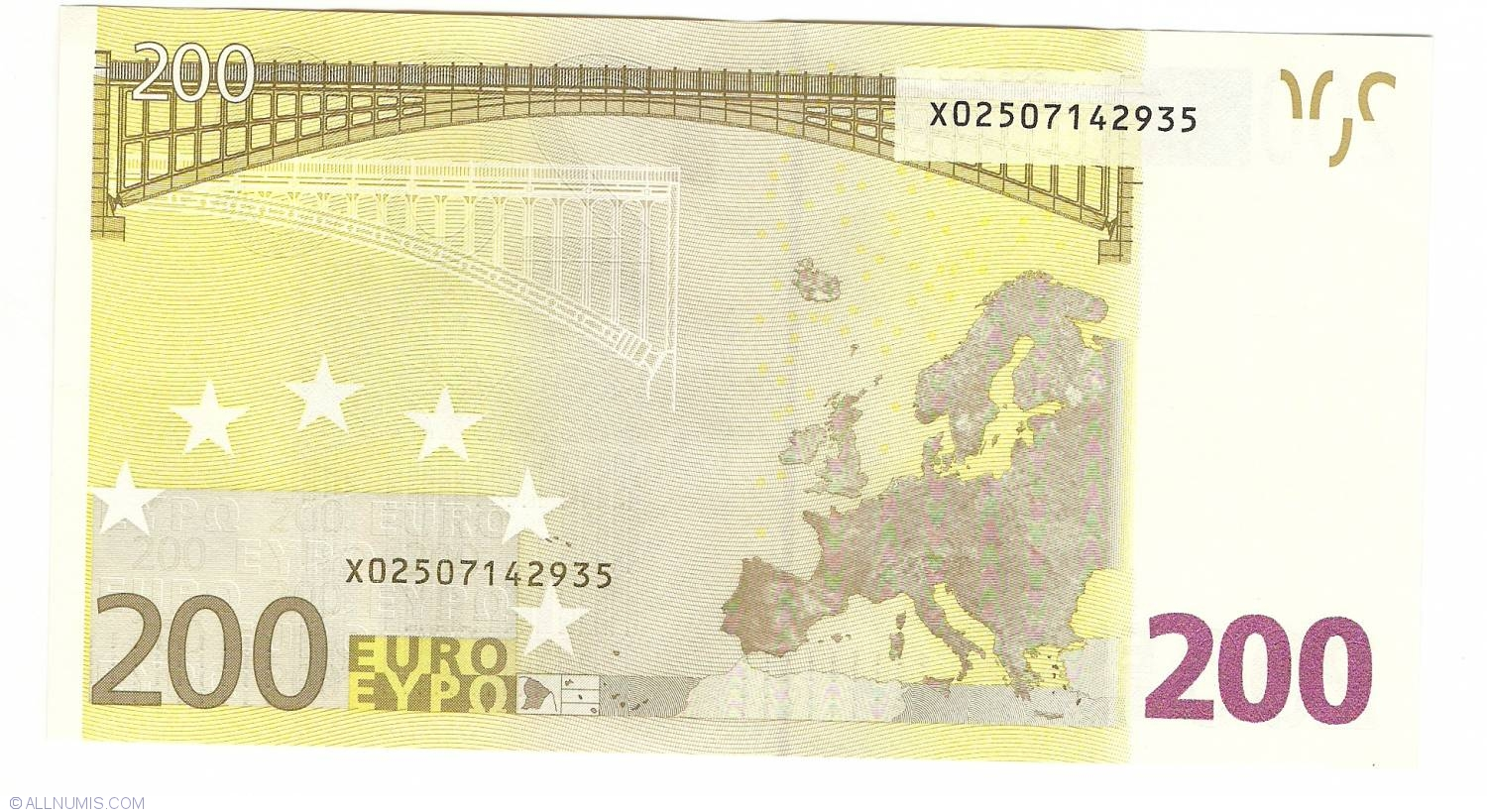 200 euro 2002 x germany 2002 issue 200 euro for Ohrensessel 200 euro