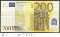 Image #1 of 200 Euro 2002 Z (Belgium)