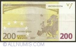 200 Euro 2002 Z (Belgium)
