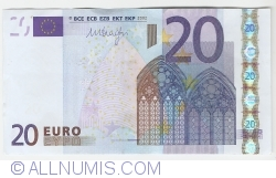 Image #1 of 20 Euro 2002 M (Portugal)