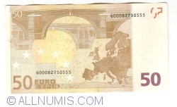Image #2 of 50 Euro 2002 G (Cyprus)