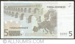 5 Euro 2002 F (Malta)