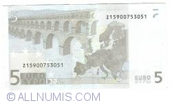Image #2 of 5 Euro 2002 Z (Belgium)