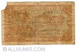 5 Francs 1960 (15. IX)