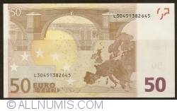 Image #2 of 50 Euro 2002 L (Finland)