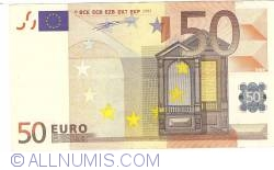 50 Euro 2002 P (Netherlands)