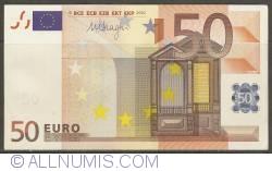 Imaginea #1 a 50 Euro 2002 P (Olanda)