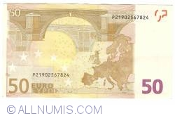 Image #2 of 50 Euro 2002 P (Netherlands)