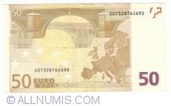 50 Euro 2002 S (Italy)