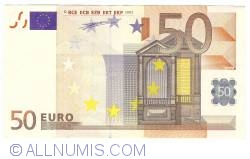 50 Euro 2002 U (France)