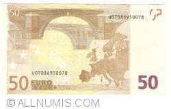 Image #2 of 50 Euro 2002 U (France)