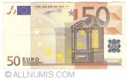 Image #1 of 50 Euro 2002 X (Germany)