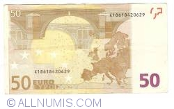 Image #2 of 50 Euro 2002 X (Germany)