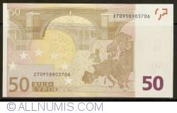 50 Euro 2002 Z (Belgium)