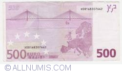500 Euro 2002 X (Germany)