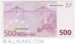 Imaginea #2 a 500 Euro 2002 X (Germania)