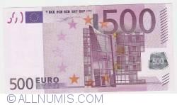 Image #1 of 500 Euro 2002 X (Germany)