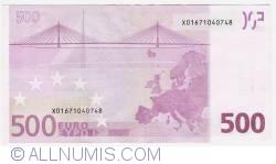 Image #2 of 500 Euro 2002 X (Germany)