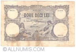 20 Lei 1922 (26. V.)